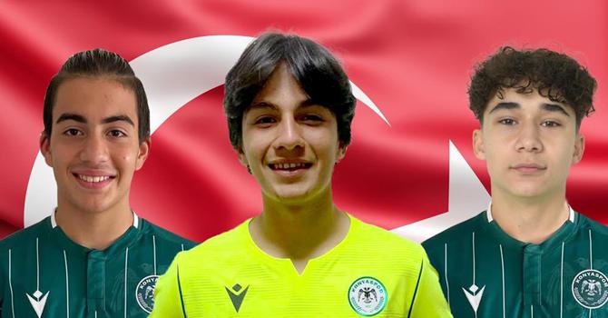 Konyasporlu oyunculara milli davet!