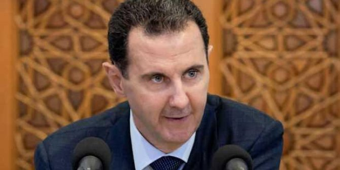 ABD'den Suriye ve Esed açıklaması!