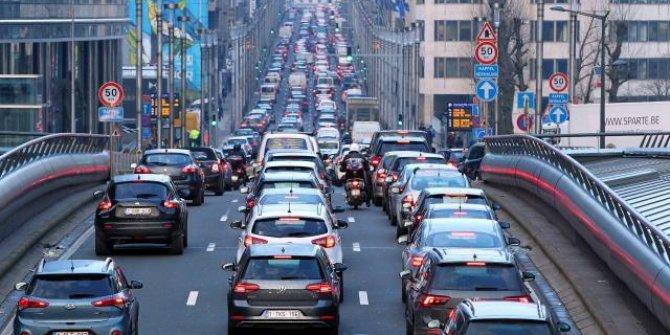 600 bin araç şehre giremeyecek!
