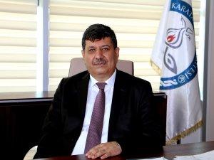 Rektör Prof. Dr. Sade'den terör saldırılana kınama