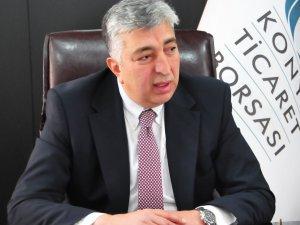 KTB Başkanı Çevik'ten İSO 500'e giren Konyalı firmalara tebrik
