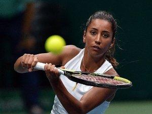 Çağla Büyükakçay Wimbledon'da ikinci turu göremedi
