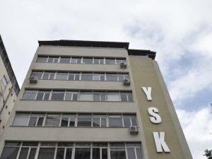 YSK'dan Cumhurbaşkanı Erdoğan'ın diplomasıyla ilgili itirazlara ret