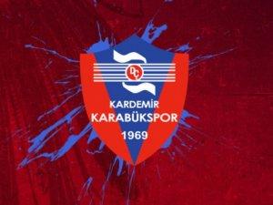 Karabükspor'a ana sponsordan 300 Bin TL bağış
