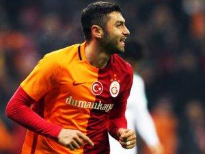 Burak Yılmaz'ın Galatasaray karnesi