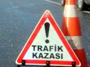 Yozgat'ta otomobil devrildi: 1 ölü, 5 yaralı