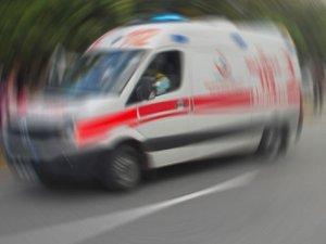Ümraniye'de bir kişi namaz kılarken kazara kendini vurdu