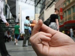 'Sigara inme riskini artırıyor'