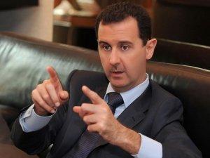 ABD yönetimine 'Esed rejimini vuralım' çağrısı