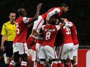 Braga, ligde kazandı