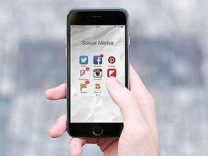 Türkiye'de en çok kullanılan sosyal medya...