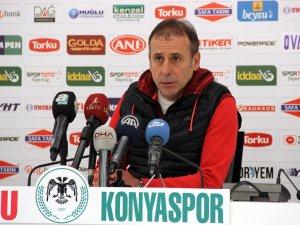 Abdullah Avcı'dan Konyaspor'a tebrik