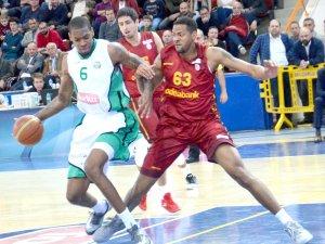 Torku Konyaspor Basketbol Galatasaray'a yenildi