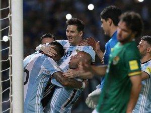 Messi rekora çok yakın