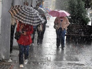 Doğu Karadeniz'de şiddetli yağış uyarısı
