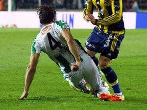 Torku Konyaspor- Fenerbahçe / Canlı anlatım