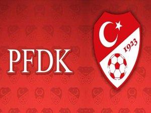 PFDK cezayı kesti