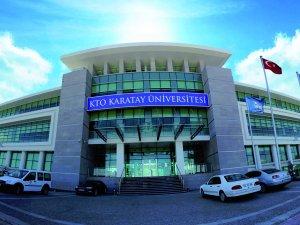 KTO Karatay Üniversitesinden darbe teşebbüsüne karşı mesaj