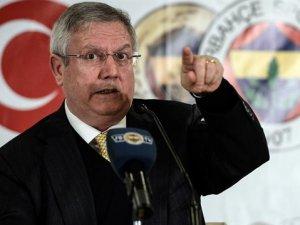 Fenerbahçe Başkanı Yıldırım'a hakaret soruşturması