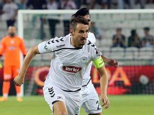 UEFA'dan Konyasporlu yıldız paylaşımı