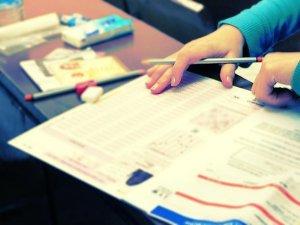 KPSS 'Alan Bilgisi' sınavları başladı