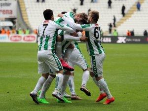 Konyaspor'un 2016-2017 sezonu fikstürü