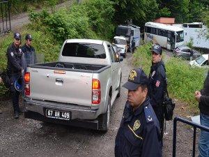 Zonguldak'ta kayyuma başvuran madencilere ödeme