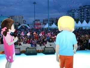 Çocuk Film Festivali coşkulu başladı
