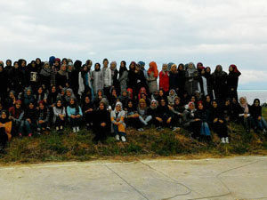 Beyşehir gençlik ve izcilik kamplarına ev sahipliği yapıyor