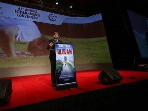 ABD'de yaşayan Müslümanlar ICNA-MAS toplantısında buluştu