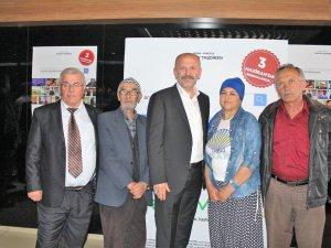 """""""Arama Moturu"""" filminin galası Konya'da yapıldı"""