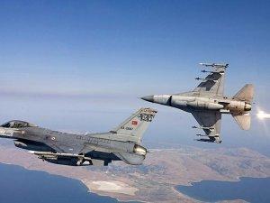 Genelkurmay Başkanlığı: Irak'ın kuzeyinde 6 hedef imha edildi