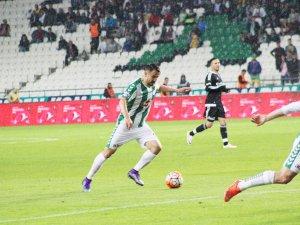 Konyaspor'da yerliler; gol atamadı, attırmadı