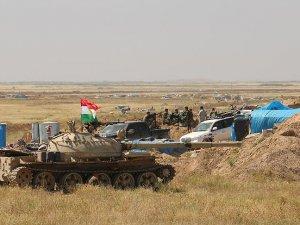 Peşmerge, DAEŞ'e karşı operasyon başlattı