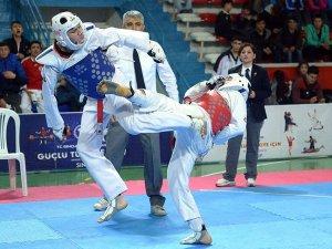Türkiye Yıldızlar Tekvando Şampiyonası başlıyor