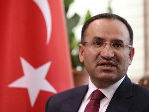Adalet Bakanı Bozdağ: Türk tarihine iftiradır