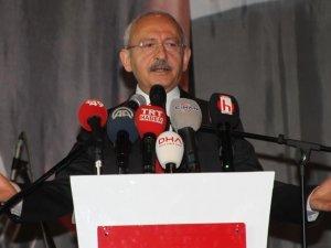 Kılıçdaroğlu: 'Kanımızı akıtmadan amacına ulaşamayacaktır'
