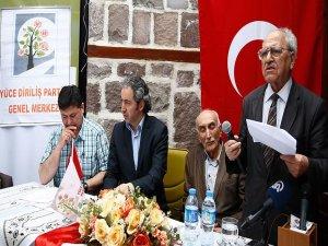 'Başkanlık sisteminden önce Siyasi Partiler Kanunu değiştirilmeli'