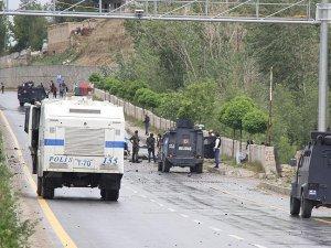 Van'da teröristlerin rögara yerleştirdiği patlayıcı imha edildi