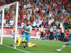 Türkiye son dakikada kazandı