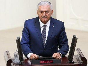 Özgürgün, Al Sani ve Kvirikaşvili'den Yıldırım'a tebrik telefonu