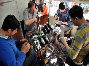El yapımı ayakkabının üretim yolculuğu