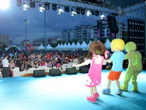 Konya Çocuk Festivali on binlerce çocuğu ağırladı