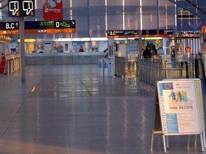Köln-Bonn Havalimanı'nda güvenlik alarmı