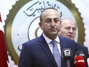 Çavuşoğlu: Libya Ulusal Mutabakat Hükümeti'ne desteğimiz devam ediyor