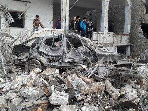 Rus uçakları İdlib'de sivilleri hedef aldı: 23 ölü, 35 yaralı