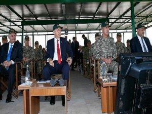 Efes 2016 Birleşik Müşterek Fiili Atışlı Tatbikatı başladı