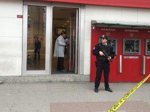 İstanbul'daki 3 bankayı soyan kişi tutuklandı