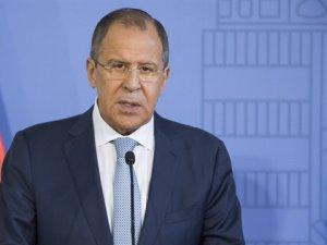 Lavrov: Türkiye'ye zeytindalı uzatmayacağız