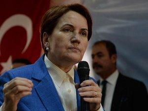 Akşener: Türkiye'de ilk defa başarılan bir sivil hareket